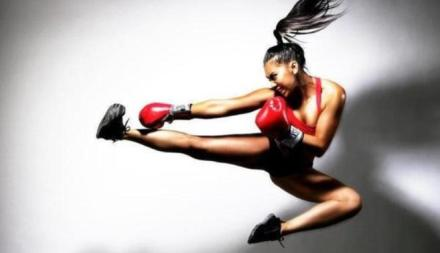 Paket DVD Murah Senam Kickboxing | DVD Senam Murah